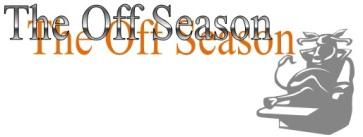 Blog - The Off Season