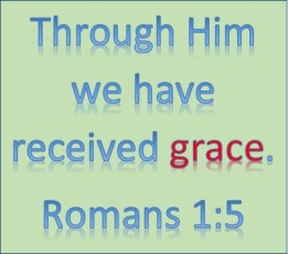 Blog - Grace - Appropriating