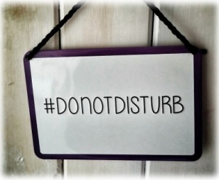 Blog - Do Not Disturb